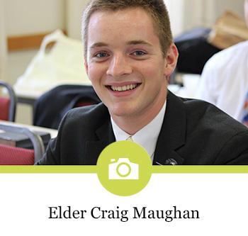 Elder Craig Maughan